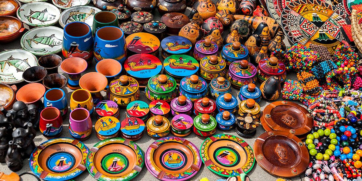 best lima souvenir markets